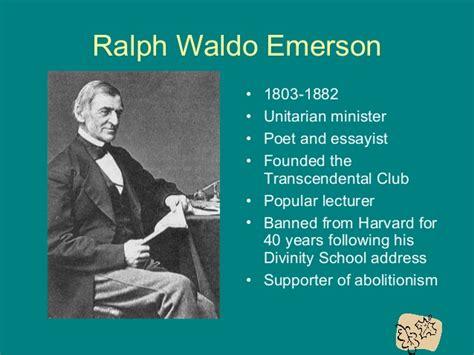 Ralph Waldo Emerson Essay Nature Summary by Essay Title Generator