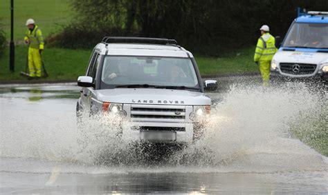 flood warnings issued as heavy rain falls island echo