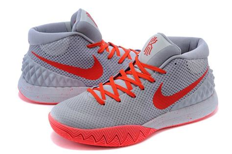 basketball shoes sale nike kyrie irving 1 grey basketball shoes on sale