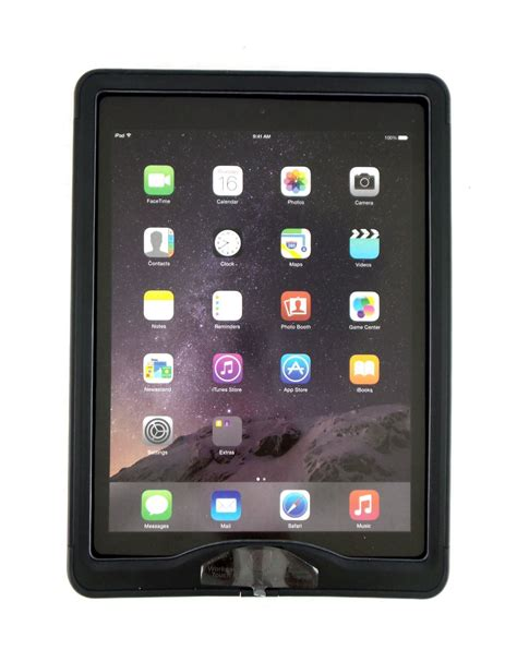 Lifeproof Apple Nuud Mini 1 2 3 Black 77 51014 lifeproof nuud waterproof for apple air 2 black