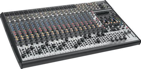 Mixer Behringer Sx2442fx behringer sx2442fx mixer 16 xenyx mic pres and 99