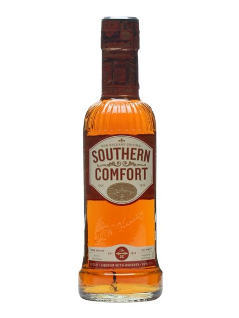 is southern comfort brandy southern comfort liqueur half bottle the whisky exchange
