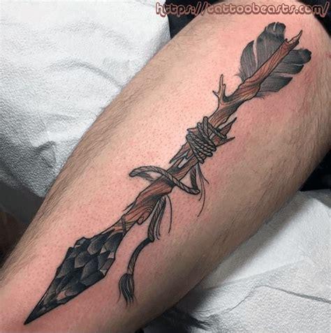native american arrow tattoo arrow design ideas for guys