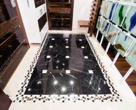 Tile Border Bathroom Mother Of Pearl Border Strip Floor Bangalore India
