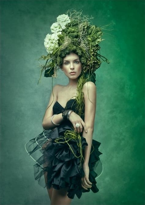 fashion themes related to nature mother nature
