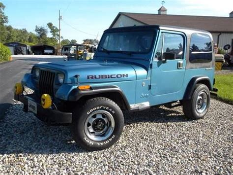1988 jeep wrangler 1988 jeep wrangler for sale carsforsale