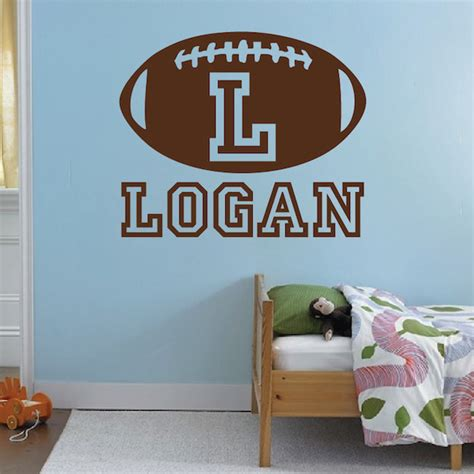 football wall stickers for bedrooms football wall stickers for bedrooms home design