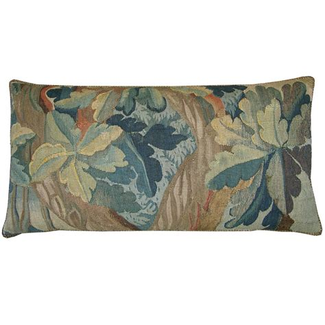 Tapestry Pillows by 17th Century Antique Brussels Tapestry Pillow For Sale At
