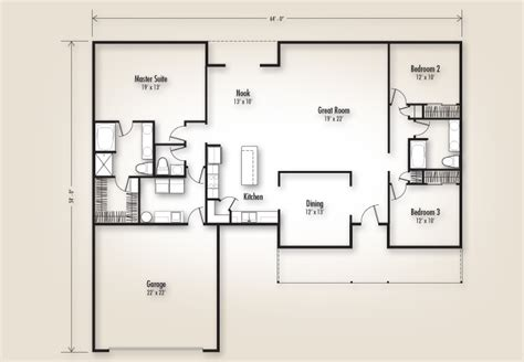 2104 plan homes adair homes
