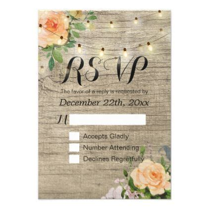 Best 25  Wedding reply cards ideas on Pinterest