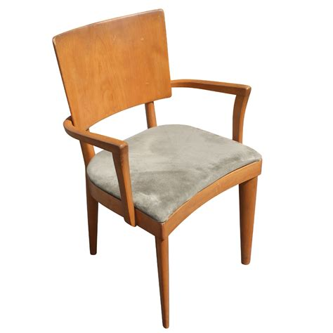 Heywood Wakefield Dining Chair 6 Vintage Heywood Wakefield Stingray Dining Side Chairs C 155