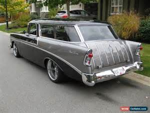 1956 Chevrolet For Sale 1956 Chevrolet Nomad For Sale In Canada