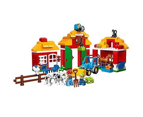lego farm house and lego barn big farm 10525 duplo 174 lego shop