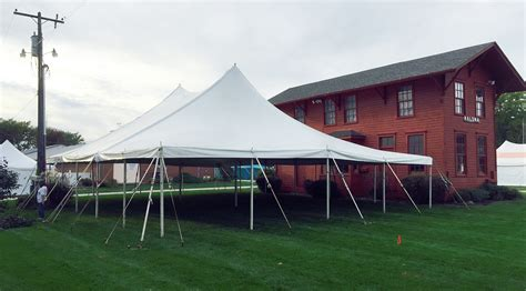 nachttisch 40 x 40 elite 40 x60 rope pole event tent rental in ia il mo wi