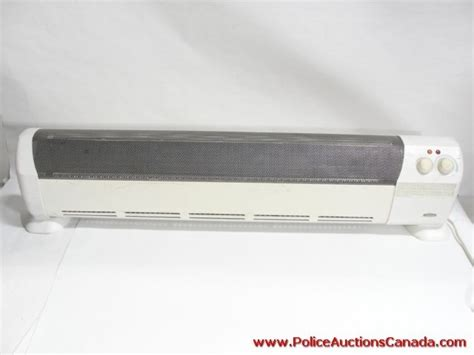 electric baseboard heater not working auctions canada honeywell hz 515c portable