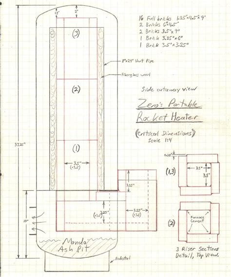Small Rocket Heater Plans Wood Burning Rocket Stove Heater Plans Shop Ideas