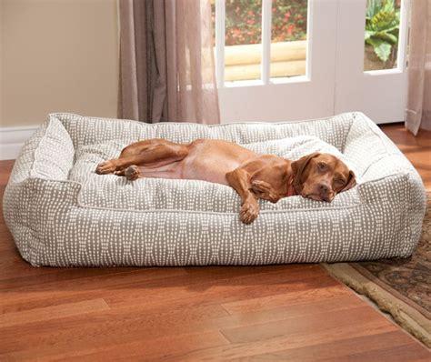 dog on bed 17 best ideas about custom dog beds on pinterest dog