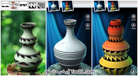 let s create pottery apk lets create pottery 1 57 برنامه سفالگری برای سیستم عامل اندروید است اگر شما به بازی های نواورانه