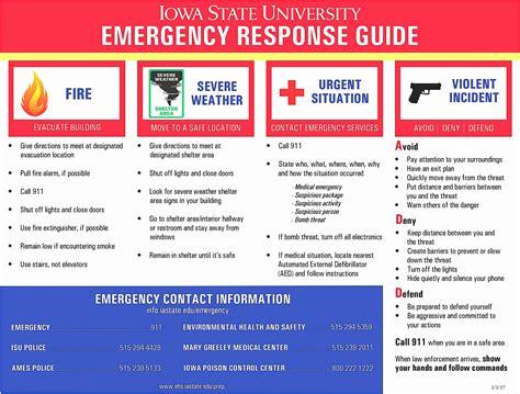 emergency preparedness and response plan template 6 flood response plan template yrurt templatesz234