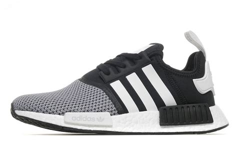 Adidas Nmd R1 Exclusive Black black and white exclusive adidas nmd r1 sneakers cartel