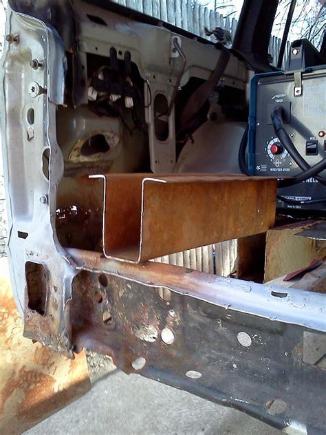 2000 Jeep Wrangler Frame 2000 Jeep Xj Sport Frame Work Page 2 Jeep Forum