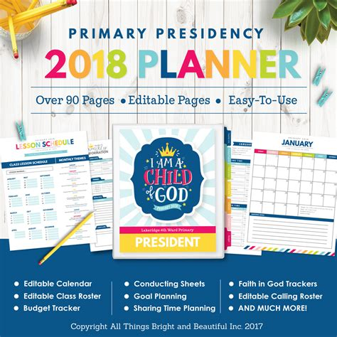 themes in arrow of god pdf 2018 lds primary presidency planner i am a child of god
