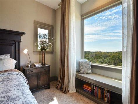 incorporating window seats   bedroom design