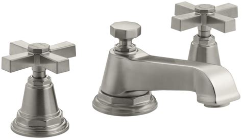 brushed chrome bathroom faucets brushed chrome bath faucets