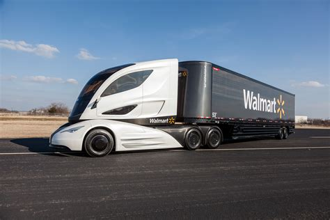 2014 volvo big rig walmart introduces wave concept big rig w