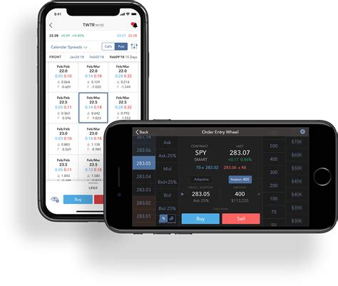 stock mobili mobile trading interactive brokers