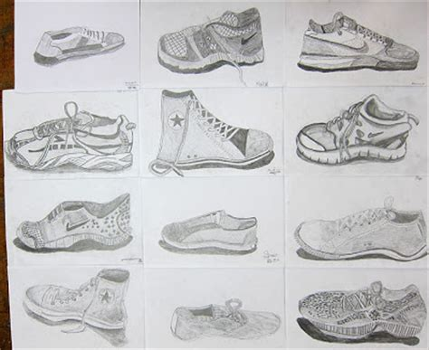 S Drawing Middle School by Mr Bob S Middle High School Room Shoe Drawings
