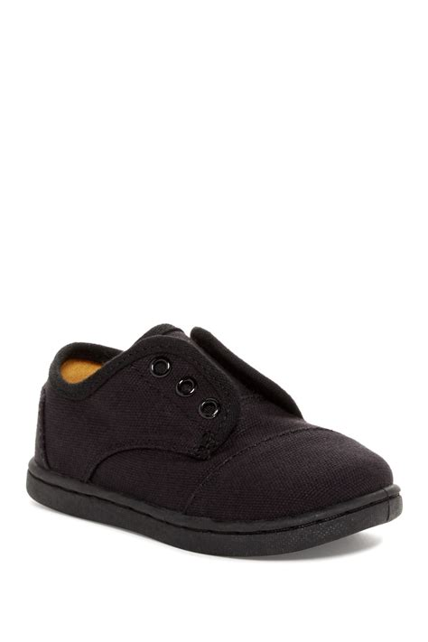 toms baby shoes toms paseo tiny slip on shoe baby toddler