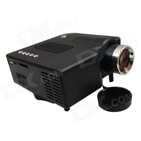 Uc 30 Proyektor Projector ruiq uc 30 mini lcd projector w sd av vga hdmi black us plugs free shipping dealextreme