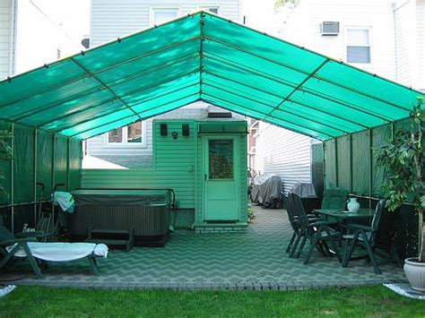 Pvc Patio Table Customer Photo Gallery Creative Shelters
