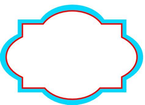 decorative label clip art at clker com vector clip art