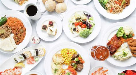 bayside buffet mandalay bay