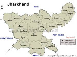 Jharkhand chatra jharkhand map images