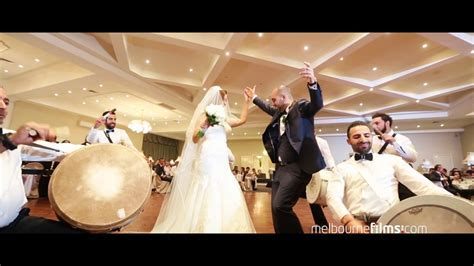 Awesome Turkish Wedding with with Lebanese Zaffe group 11