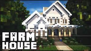 farm house minecraft minecraft beautiful farm house