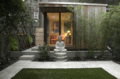 patio  petit jardin moderne des idees de design