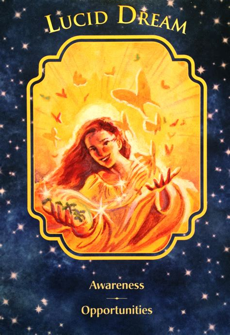Dream Card Gift Card - angel dreams oracle cards archangel oracle divine guidance