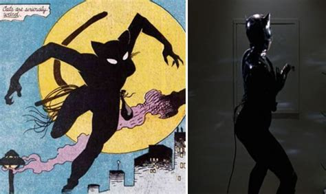 woman with cat tail batman online from comic to pfeiffer s cat