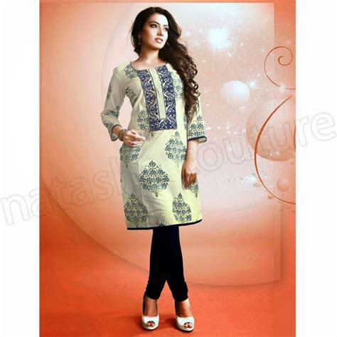 18 Dinda Blouse summer wear kurtis in cotton for by couture from 2014 15 trend hairstyles