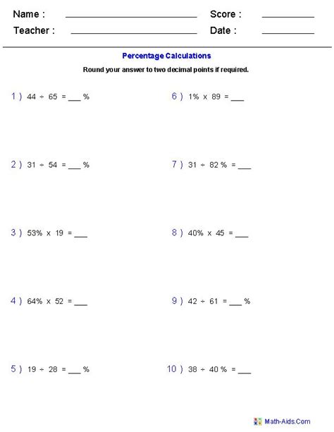 Percent Word Problems Worksheet 7th Grade by Percent Of Change Word Problems 7th Grade Percent Word