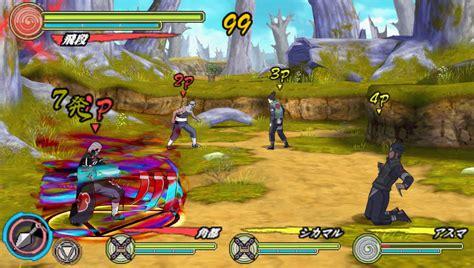 download game naruto heroes mod naruto shippuuden ultimate ninja heroes 3 прохождение