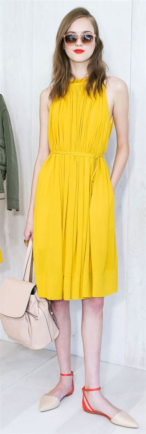 Connection Yellow Summer Dress by Best 25 Yellow Sundress Ideas On Sundresses