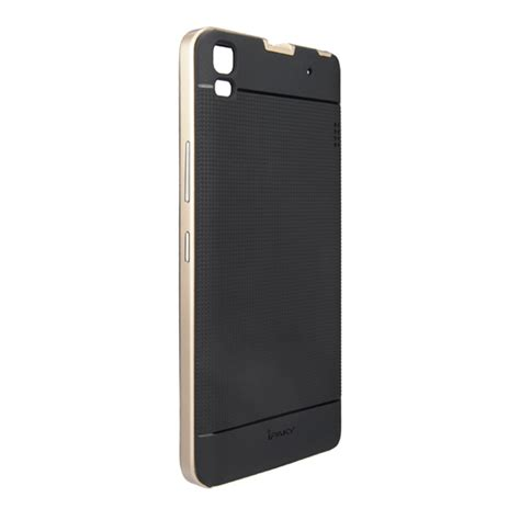 Ipaky Lenovo A7000 ipaky hybrid pc frame soft rubber back cover for
