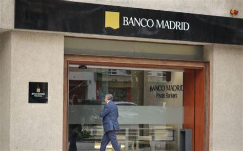 oficina inditex madrid los acreedores de banco madrid tendr 225 n hasta el 16 de mayo