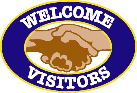Welcome Visitors Clipart united methodist church knoxville iowa october 23