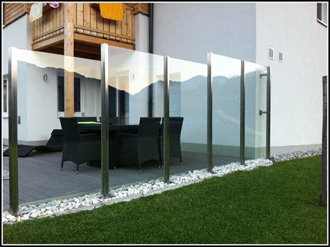 terrasse windschutz glas windschutz terrasse glas beweglich page beste